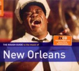ROUGH GUIDE TO NEW.. .. ORLEANS V/A, CD