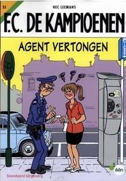 Agent Vertongen KAMPIOENEN, Leemans, Hec, Paperback