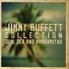 SUN SEA AND MARGARITAS COLLECTION JIMMY BUFFETT, CD