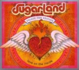 LOVE ON THE INSIDE Audio CD, SUGARLAND, CD