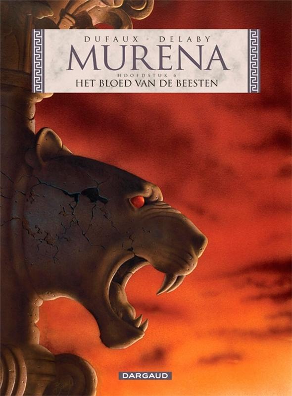 MURENA 06. HET BLOED VAN DE BEESTEN MURENA, Dufaux, Jean, Paperback
