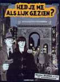 NESTOR BURMA 07. HEB JE ME ALS LIJK GEZIEN? NESTOR BURMA, Tardi, Jacques, Hardcover