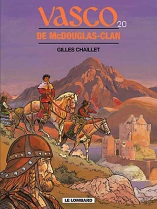 VASCO 20. DE MCDOUGLAS CLAN VASCO, Chaillet, Gilles, Paperback