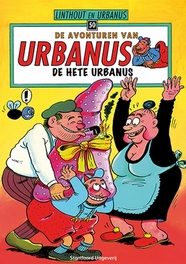 De hete Urbanus URBANUS, Willy Linthout, Paperback