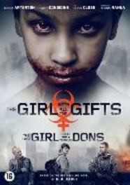Girl with all the gifts, (DVD) BILINGUAL /CAST: GEMMA ARTERTON, PADDY CONSIDINE. DVDNL