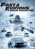 Fast & Furious 1-8, (DVD)