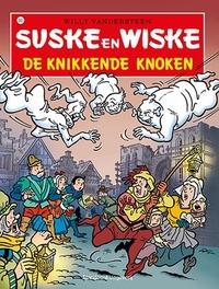 De knikkende knoken Suske en Wiske, Willy Vandersteen, Paperback
