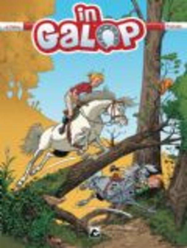 In galop 1 Ponykamp (Du Peloux) Paperback In galop, Du Peloux, BKST