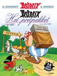 ASTERIX  32 ASTERIX HET PRETPAKKET veertien korte verhalen van Asterix, Uderzo, Albert, Paperback