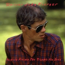 NOBODY KNOWS THE TROUBLE Audio CD, SPIDER JOHN KOERNER, CD