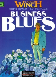LARGO WINCH 04. BUSINESS BLUES LARGO WINCH, FRANCQ, PHILIPPE, HAMME, JEAN VAN, Paperback