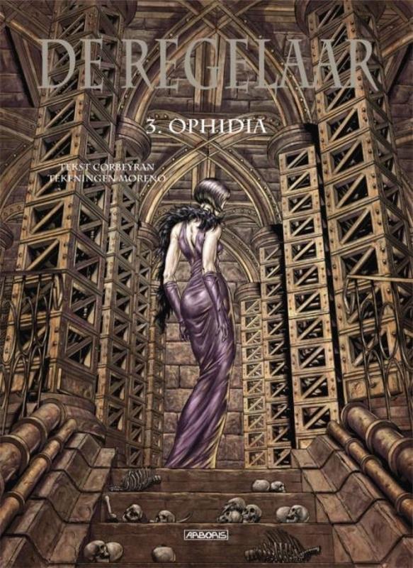 REGELAAR 03. OPHILDIA REGELAAR, Marc, Moreno, Paperback