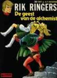 RIK RINGERS 30. GEEST VAN DE ALCHEMIST RIK RINGERS, TIBET, Paperback