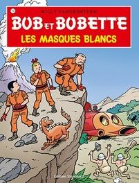 Les masques blancs Bob et Bobette, Willy Vandersteen, Paperback
