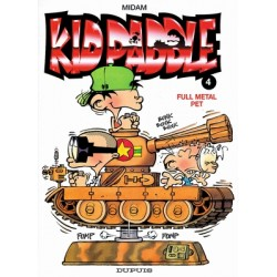 KID PADDLE 04. FULL METAL PET