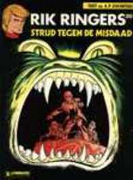 RIK RINGERS 38. STRIJD TEGEN DE MISDAAD RIK RINGERS, TIBET, Paperback