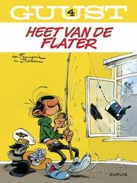 GUUST FLATER 04. HEET VAN DE FLATER GUUST FLATER, Jidéhem, Paperback