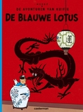 KUIFJE 05. DE BLAUWE LOTUS