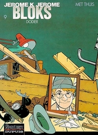 JEROME K. JEROME BLOKS 09. NIET THUIS JEROME K. JEROME BLOKS, Dodier, Paperback