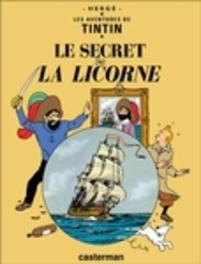 TINTIN HC11. LE SECRET DE LA LICORNE TINTIN, Hergé, Hardcover