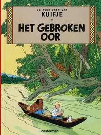 KUIFJE 06. HET GEBROKEN OOR KUIFJE, Hergé, Paperback