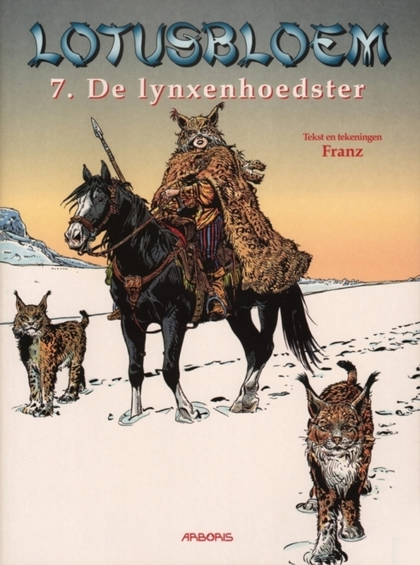 LOTUSBLOEM 07. DE LYNXENHOEDSTER LOTUSBLOEM, FRANZ, FRANZ, Paperback