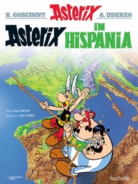 ASTERIX 15. IN HISPANIA ASTERIX, UDERZO, ALBERT, GOSCINNY, RENÉ, Paperback