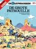 BLAUWBLOEZEN 09. DE GROTE PATROUILLE