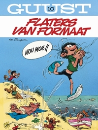 GUUST FLATER 10. FLATERS VAN FORMAAT GUUST FLATER, Franquin, André, Paperback