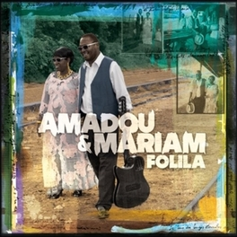 FOLILA -LP+CD/LTD- AMADOU & MARIAM, Vinyl LP
