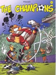 The Champions: 17 The Champions, MascaroMascaro, Paperback