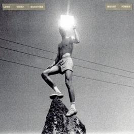LOVE WHAT SURVIVES -DIGI- MOUNT KIMBIE, CD