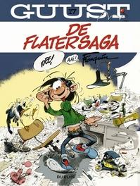GUUST FLATER 17. DE FLATERSAGA GUUST FLATER, FRANQUIN, ANDRÉ, FRANQUIN, ANDRÉ, Paperback