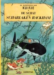 KUIFJE 12. DE SCHAT VAN SCHARLAKEN RACKHAM KUIFJE, Hergé, Paperback