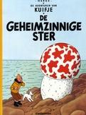 KUIFJE FACSIMILE KLEUR HC10. DE GEHEIMZINNIGE STER (HERDRUK)