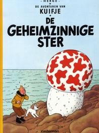 KUIFJE FACSIMILE KLEUR HC10. DE GEHEIMZINNIGE STER (HERDRUK) KUIFJE FACSIMILE KLEUR, HERGÉ, Hardcover