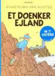 KUIFJE DIALECT HC07. ET DOENKER EJLAND (OOSTENDS DIALECT) KUIFJE DIALECT, Hergé, Hardcover