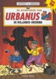 De Buljanus-dreiging Urbanus, Urbanus, Paperback