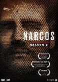 Narcos - Seizoen 2, (DVD)