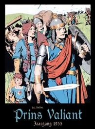 Prins Valiant jaargang 1955, Foster, Hal, Hardcover