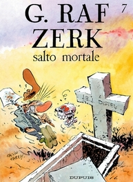 G.RAF ZERK 07. SALTO MORTALE G.RAF ZERK, Cauvin, Raoul, Paperback