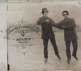 ACOUSTIC VOL.2 5 ACOUSTIC SONGS EACH FROM THEIR ORIGINAL BANDS JOEY/TONY SLY CAPE, CD
