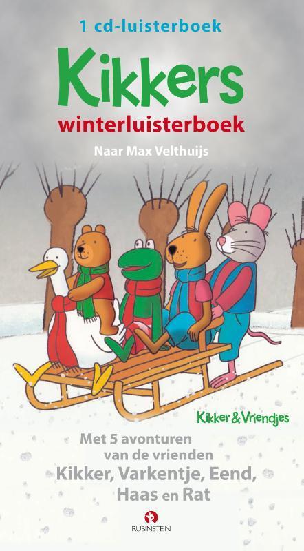 Kikkers winterluisterboek (1 cd-luisterboek), Velthuijs, Max, onb.uitv.