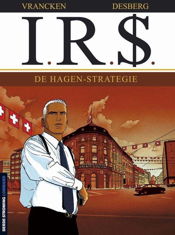 I.R.$. 02. HAGEN-STRATEGIE I.R.$., VRANCKEN, BERNARD, DESBERG, STEPHEN, Paperback