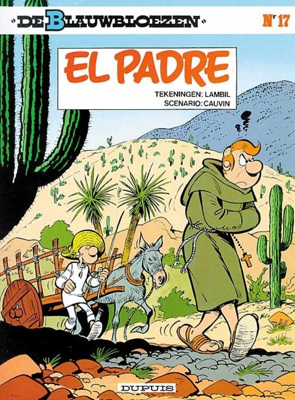BLAUWBLOEZEN 17. EL PADRE BLAUWBLOEZEN, LAMBIL, WILLY, CAUVIN, RAOUL, Paperback