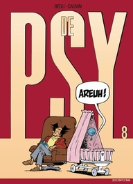 PSY 08. AREUH! PSY, Cauvin, Raoul, Paperback