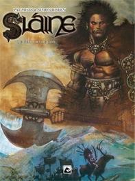 SLAINE INTEGRAAL 01. DE GEHOORNDE GOD Slaine, Mills, Pat, Hardcover