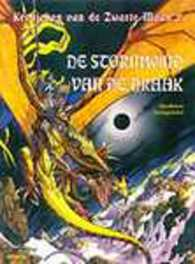 KRONIEKEN V.D. ZWARTE MAAN HC02. DE STORM VAN DE DRAAK KRONIEKEN V.D. ZWARTE MAAN, LEDROIT, FROIDEVAL F, Hardcover