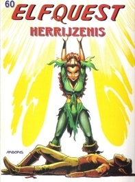 ELFQUEST 60. HERRIJZENIS ELFQUEST, PINI, WENDY, PINI, RICHARD, Paperback