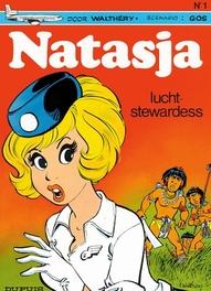 NATASJA 01. NATASJA LUCHTSTEWARDESS NATASJA, Gos, Paperback